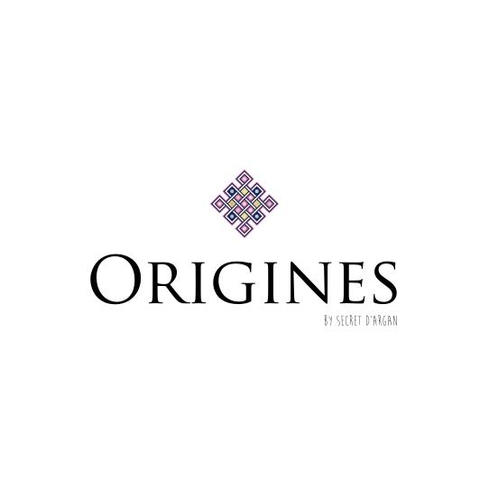 Origines by secret d'argan Logo_Logo
